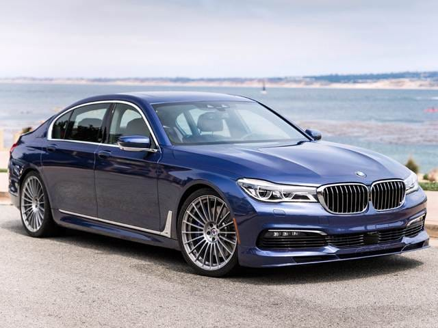BMW Series ALPINA B XDrive New Car Prices Kelley Blue Book - Alpina bmw b7 price