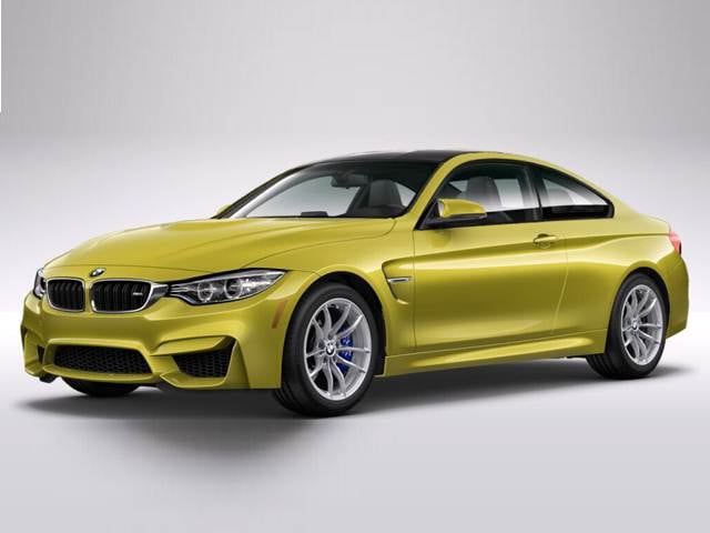 2018 BMW M4 Coupe 2D Used Car Prices