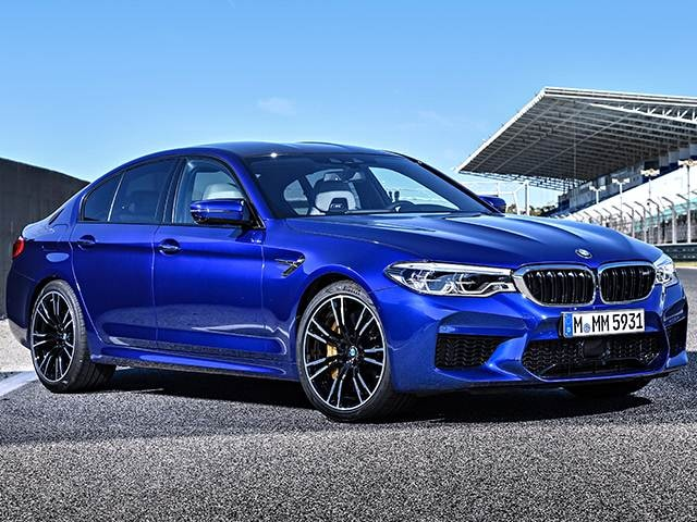 Highest Horsepower Luxury Vehicles of 2018 - 2018 BMW M5