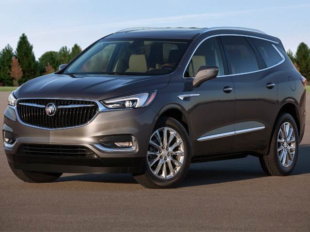 Top Consumer Rated SUVs of 2018 - 2018 Buick Enclave
