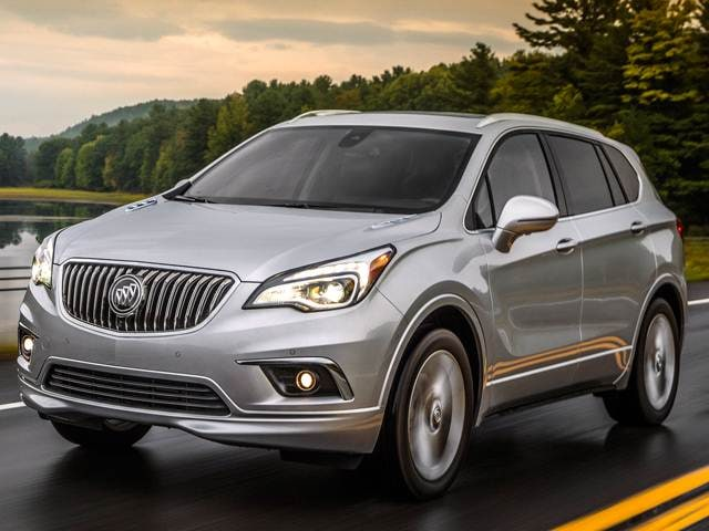 Best Safety Rated Crossovers of 2018 - 2018 Buick Envision