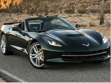 New Car 2018 Chevrolet Corvette Stingray