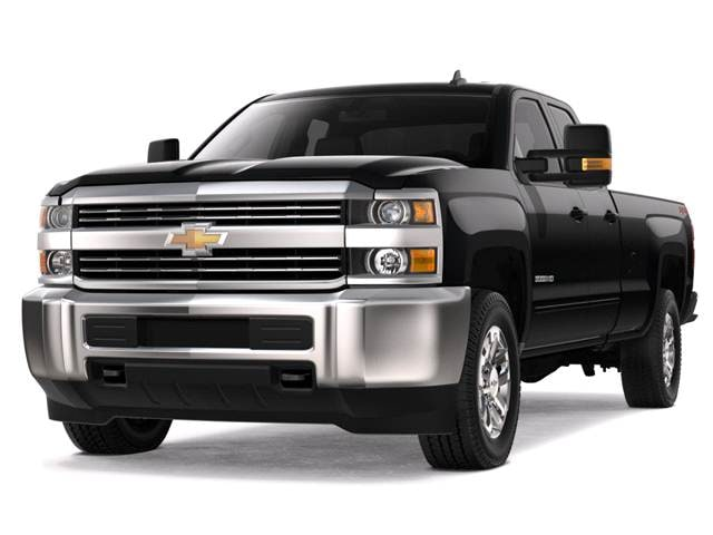 Top Consumer Rated Trucks of 2018 - 2018 Chevrolet Silverado 3500 HD Double Cab
