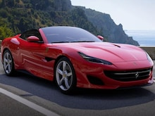 New Car 2018 Ferrari Portofino