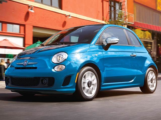 Fiat 500 Pricing Ratings Reviews Kelley Blue Book