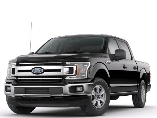 2018 Ford F150 SuperCrew Cab XLT Pickup 4D 6 1/2 ft Used Car Prices