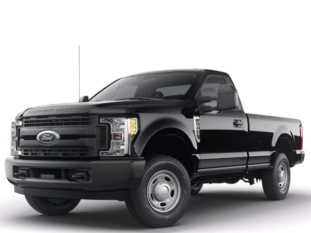 Top Consumer Rated Trucks of 2018 - 2018 Ford F250 Super Duty Regular Cab