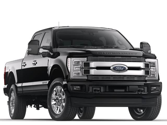 New Car 2018 Ford F350 Super Duty Crew Cab Limited