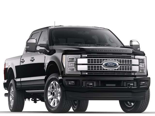 New Car 2018 Ford F350 Super Duty Crew Cab Platinum