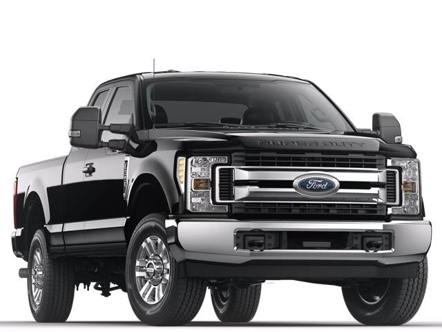 2018 Ford F350 Super Duty Super Cab