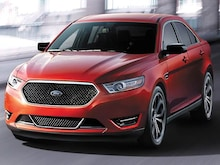 New Car 2018 Ford Taurus SHO