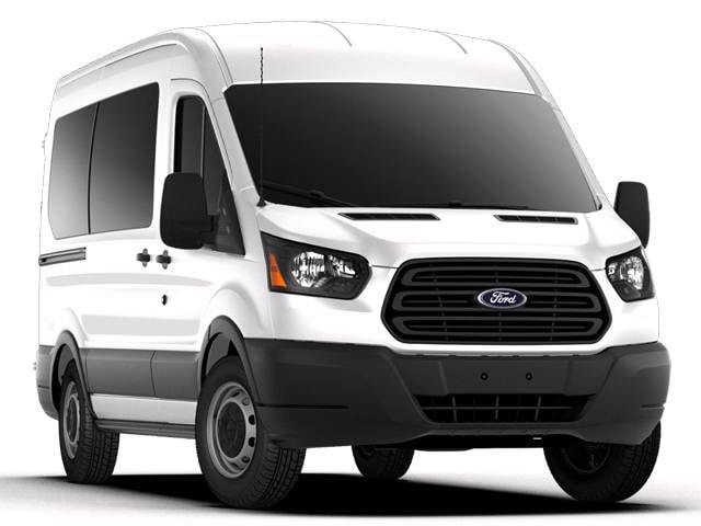 New Car 2018 Ford Transit 150 Van Medium Roof w/Sliding Side Door w/RWB