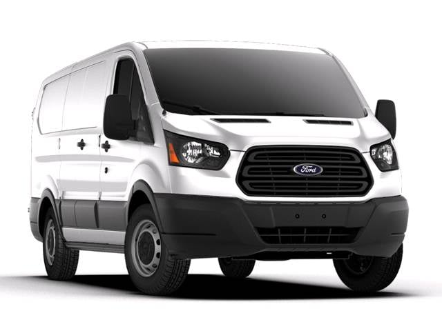 New Car 2018 Ford Transit 250 Van Low Roof w/60/40 Side Door w/RWB
