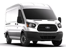 New Car 2018 Ford Transit 350 Van Medium Roof w/Sliding Side Door w/LWB