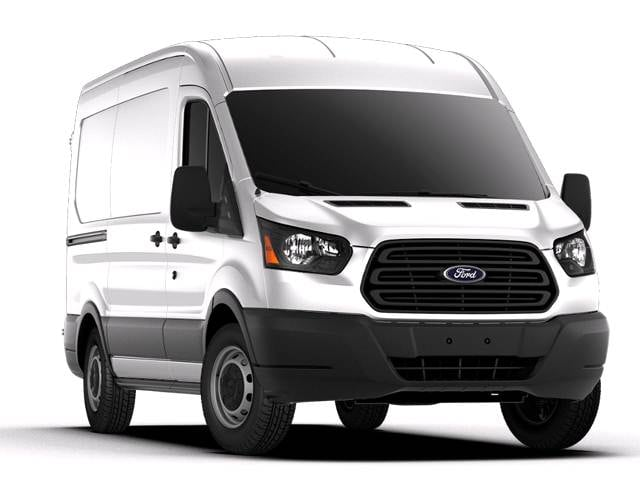 New Car 2018 Ford Transit 350 Van Medium Roof w/Dual Sliding Side Doors w/RWB