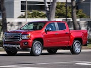 2018-GMC-Canyon Crew Cab