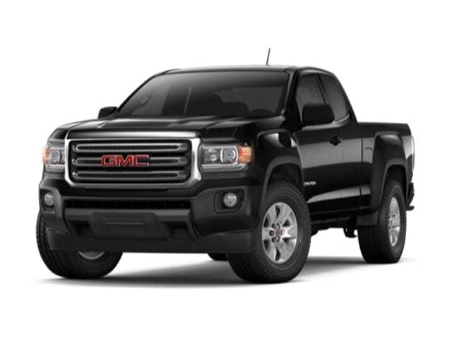 New Car 2018 GMC Canyon Extended Cab SL