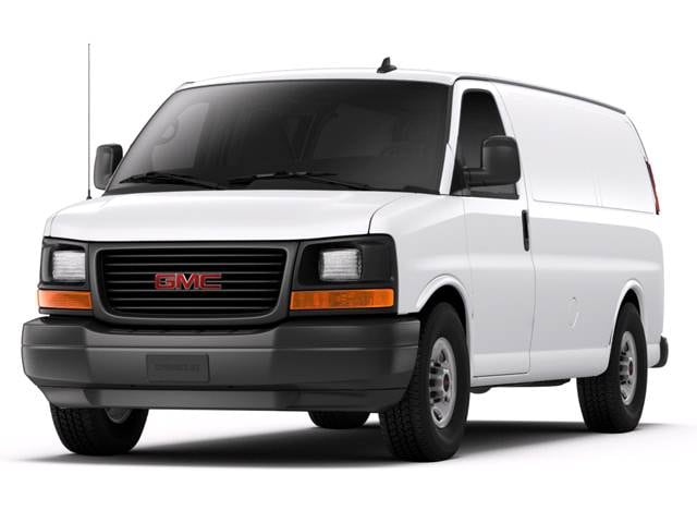 New Car 2018 GMC Savana 3500 Cargo Extended