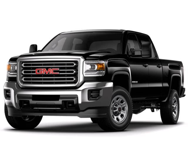 New Car 2018 GMC Sierra 3500 HD Crew Cab