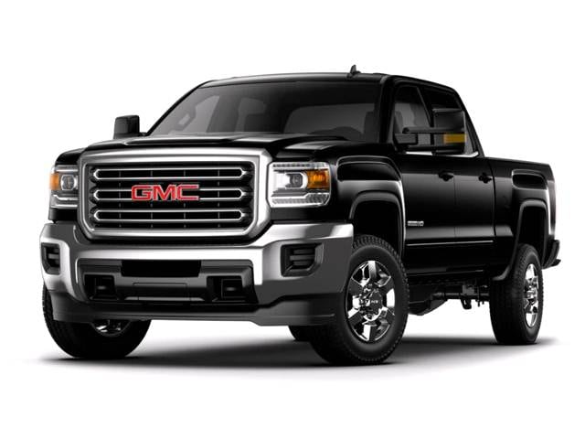 New Car 2018 GMC Sierra 3500 HD Crew Cab SLE