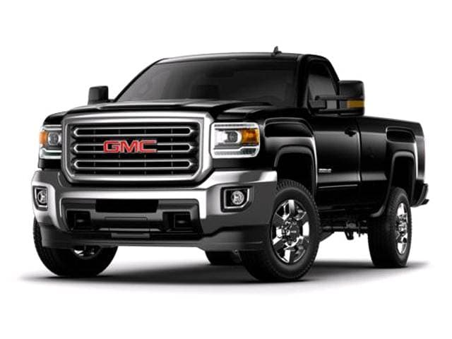 New Car 2018 GMC Sierra 3500 HD Regular Cab SLE