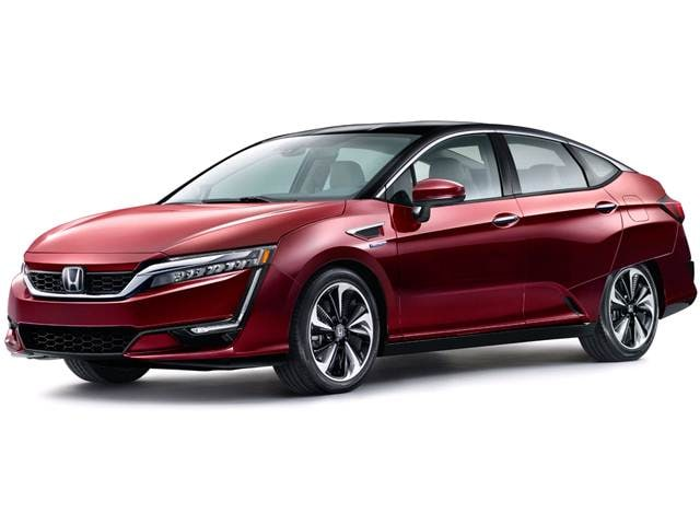 Most Fuel Efficient Electric Cars of 2018 - 2018 Honda Clarity Fuel Cell