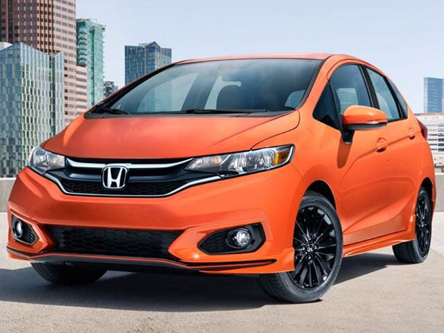 Highest Horsepower Hatchbacks of 2018 - 2018 Honda Fit