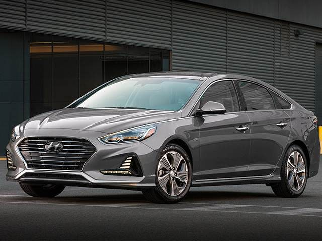 Best Safety Rated Hybrids of 2018 - 2018 Hyundai Sonata Hybrid