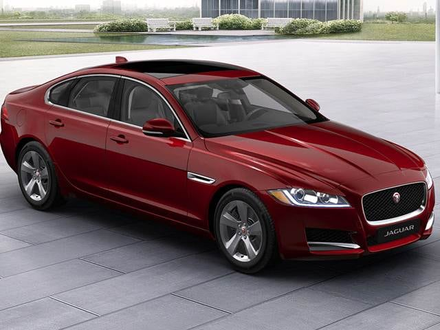 New Car 2018 Jaguar XF XF 25t