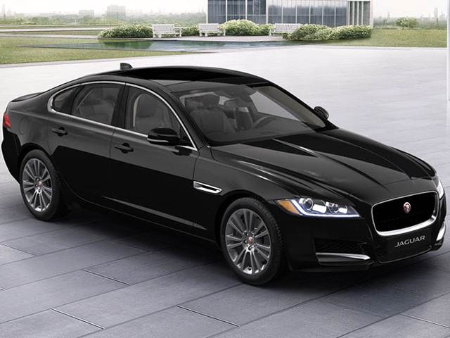 New Car 2018 Jaguar XF XF 20d Prestige