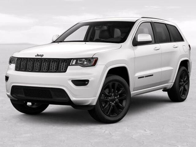 Blue Jeep Grand Cherokee 2018 New Images