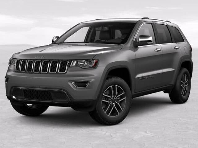 New Car 2018 Jeep Grand Cherokee Limited