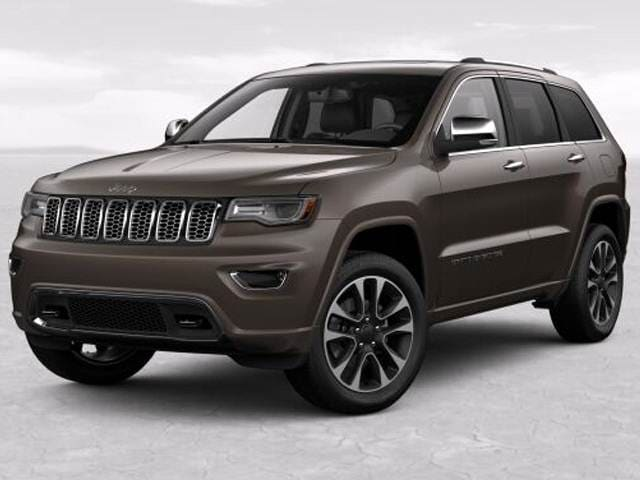 New Car 2018 Jeep Grand Cherokee Overland