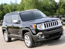 New Car 2018 Jeep Renegade Limited
