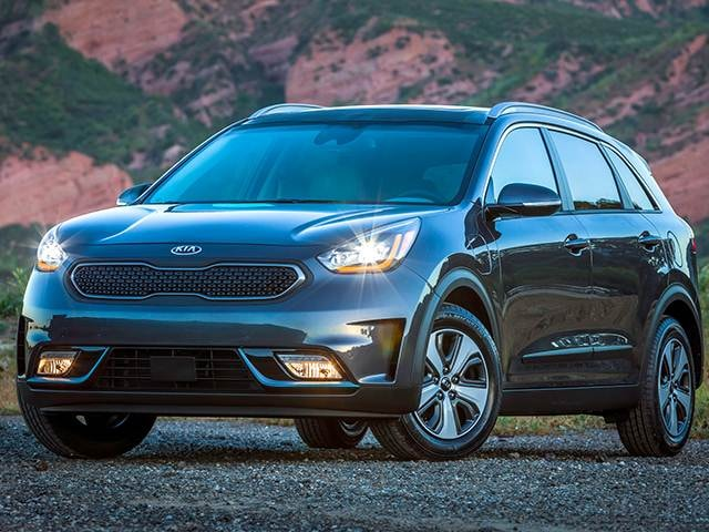 Most Fuel Efficient Electric Cars of 2018 - 2018 Kia Niro Plug-in Hybrid