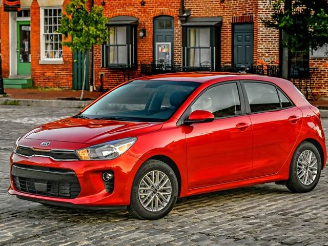 Best Safety Rated Hatchbacks of 2018 - 2018 Kia Rio