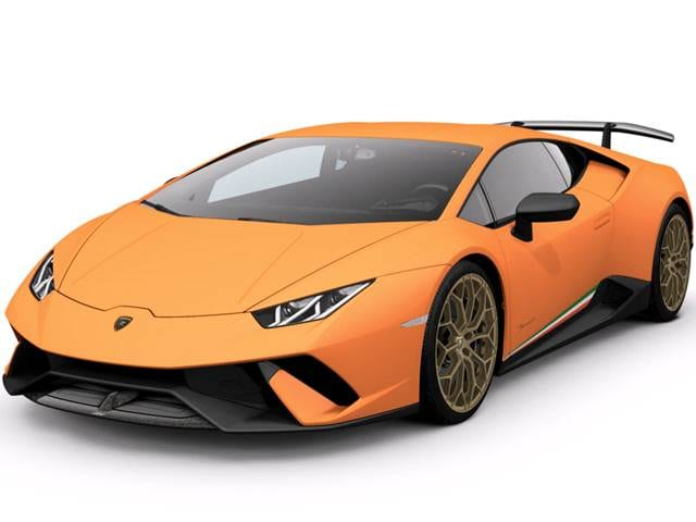 New Car 2018 Lamborghini Huracan Performante