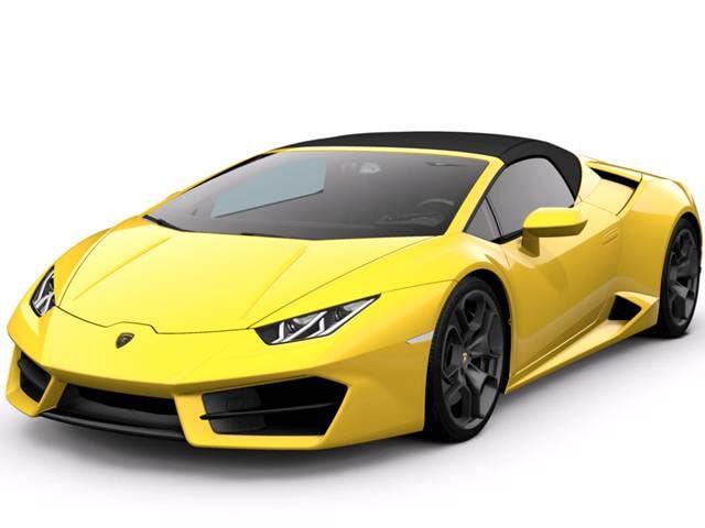 2018 Lamborghini Huracan Lp610 4 Spyder New Car Prices Kelley