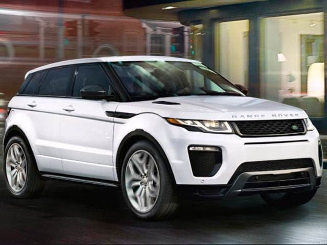New Car 2018 Land Rover Range Rover Evoque Landmark Edition