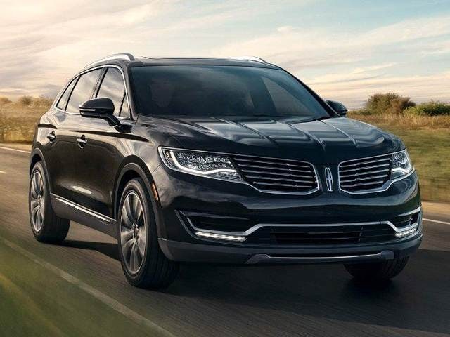 Best Safety Rated Luxury Vehicles of 2018 - 2018 Lincoln MKX