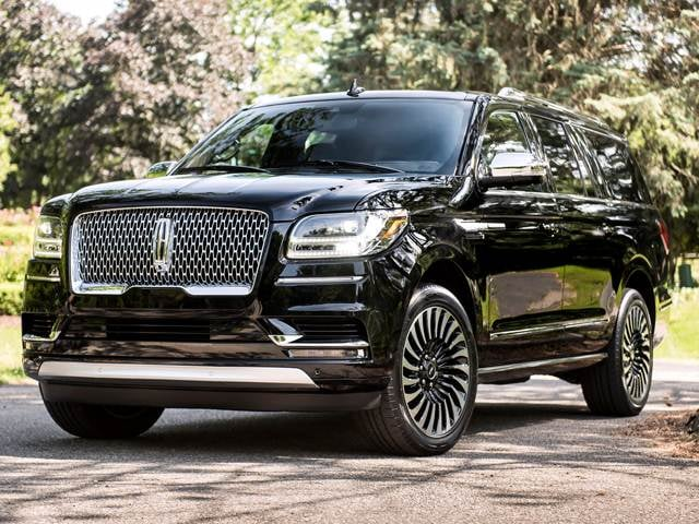New Car 2018 Lincoln Navigator L Black Label