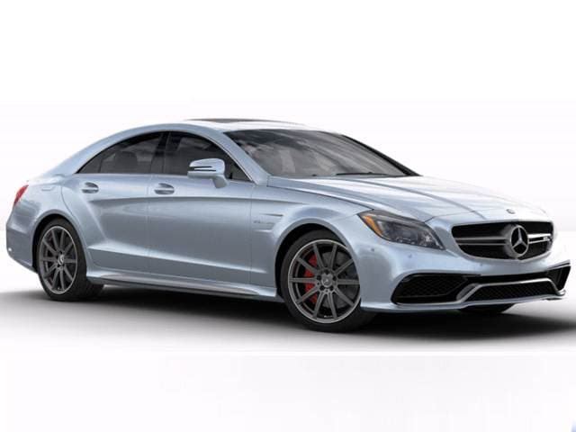 Highest Horsepower Coupes of 2018 - 2018 Mercedes-Benz Mercedes-AMG CLS