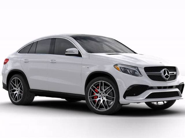 New Car 2018 Mercedes-Benz Mercedes-AMG GLE Coupe GLE 63 S