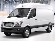 2018-Mercedes-Benz-Sprinter 2500 Cargo