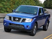 2018-Nissan-Frontier King Cab