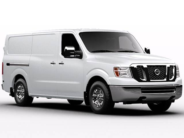 Top Consumer Rated Vans/Minivans of 2018 - 2018 Nissan NV2500 HD Cargo