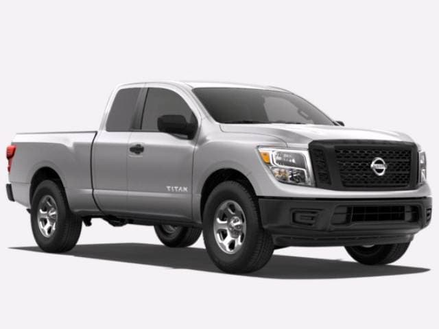 New Car 2018 Nissan Titan King Cab S