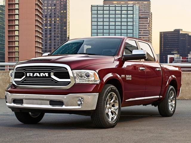 Top Expert Rated Trucks of 2018 - 2018 Ram 1500 Crew Cab