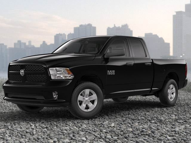Most Popular Trucks of 2018 - 2018 Ram 1500 Quad Cab