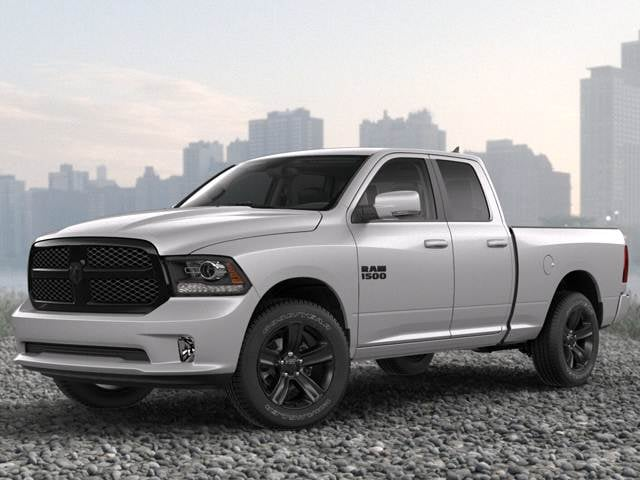 New Car 2018 Ram 1500 Quad Cab Night